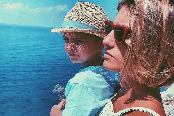 У Нино есть четырехлетний сын Александр от Кирилла Плетнева