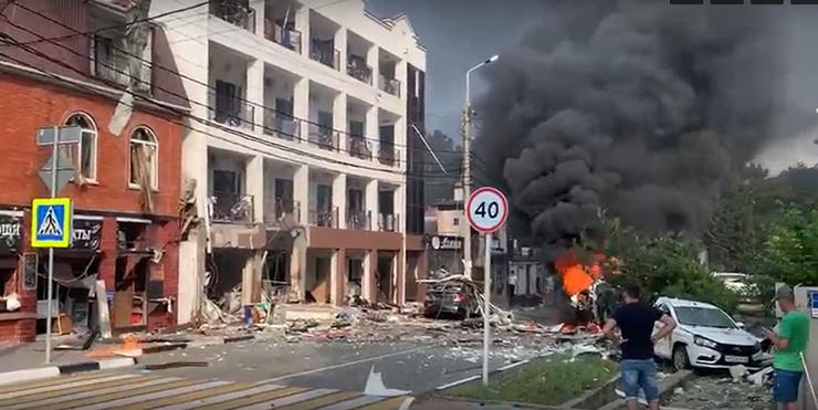 Инцидент произошел сегодня утром в гостинице «Азария»