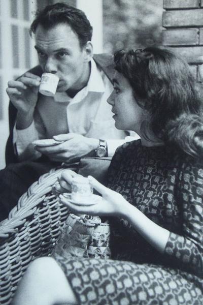 Гитана Аркадьевна много лет работала в театре