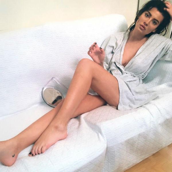 Вивиана заработала известность, проснувшись в постели с Орландо