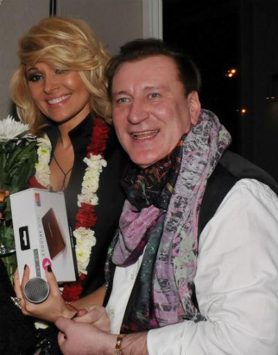 Агурбаш и Сергей Пенкин