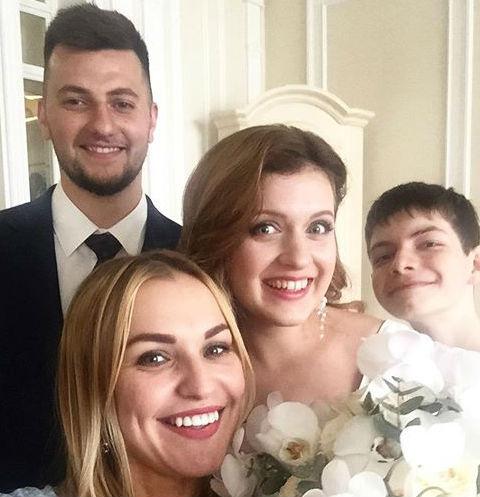 Анастасия Денисова вышла замуж за кинооператора Богдана