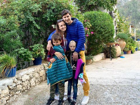 Рита Агибалова живет с семьей на Кипре уже два года