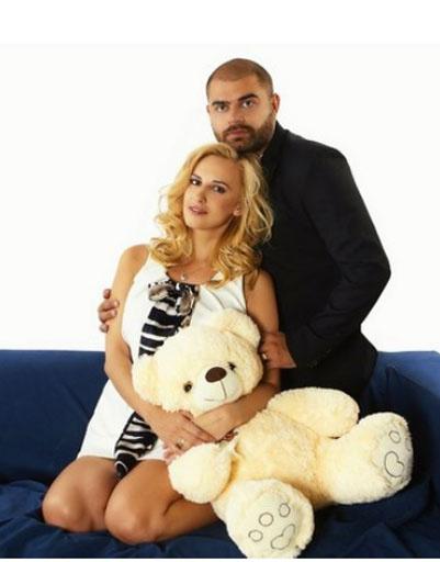 Участники «Дома-2» Ольга и Илья Гажиенко стали родителями 14 апреля