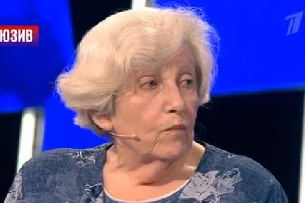 Шегельман считает, что Рубцова довела Быстрицкую