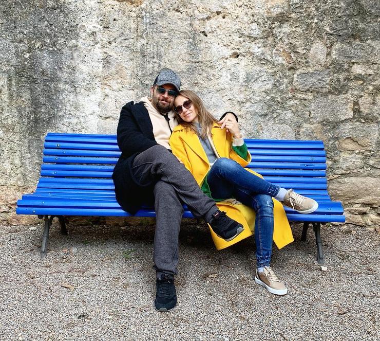 Супруги живут в любви и гармонии