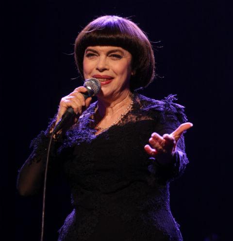 Мирей Матье порадовала публику лучшими хитами