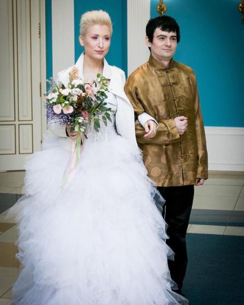 Венцеслав и Даша поженились в марте