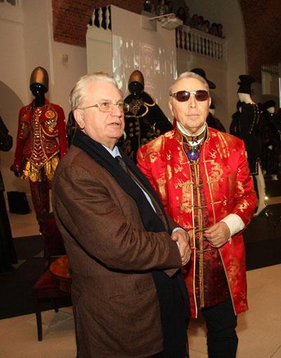 Директор Государственного Эрмитажа Михаил Пиотровский поддержал идею Вячеслава Зайцева