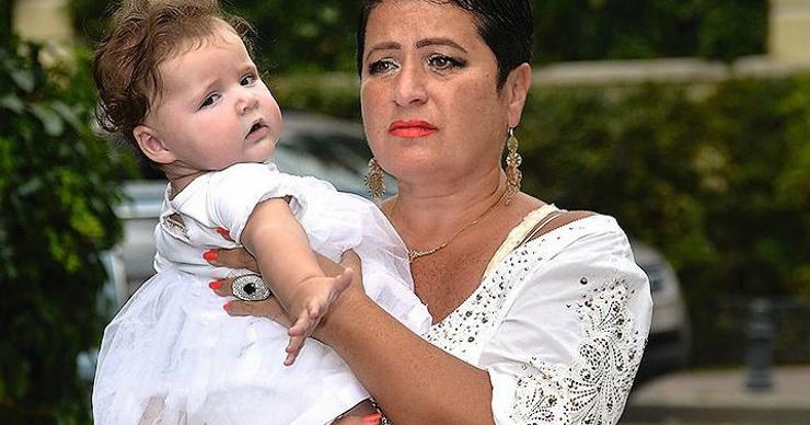 Жена Эммануила Виторгана показала подросшую дочь