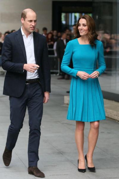 Принц Уильям и Кейт Миддлтон практически всегда появляются вместе на людях
