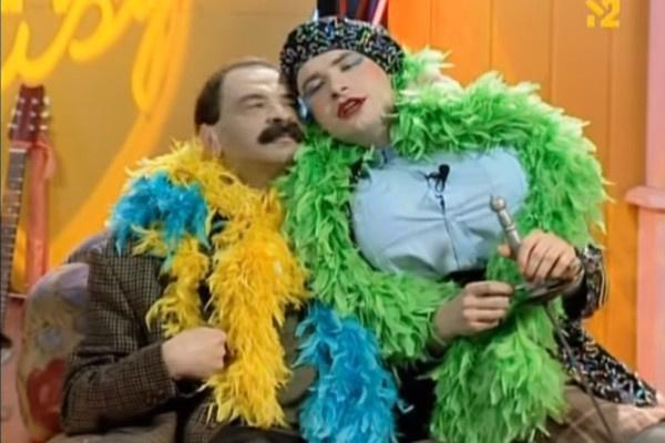 На шоу Верки Сердючки с радостью приходили российские знаменитости