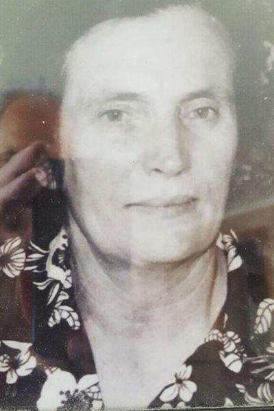 Бабушка Ираклия Анна Букреева