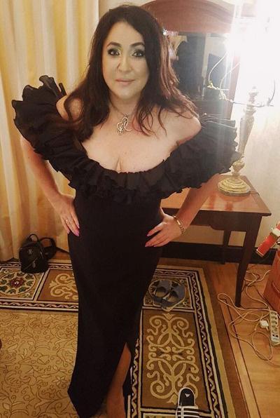 В прошлом году Лолите исполнилось 55 лет