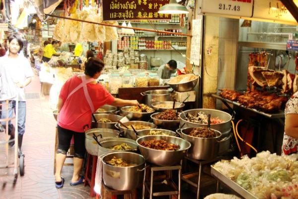 Рынок Талат Као