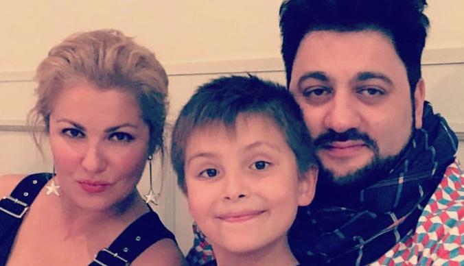 Анна Нетребко и ее супруг спустили на день рождения сына 3000 евро
