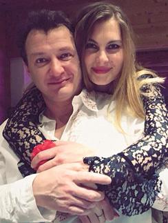 «Нам с Лизой очень хорошо вместе», – признается Марат Башаров