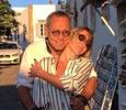 Андрей Кончаловский и Юлия Высоцкая впервые вышли в свет после слухов о разводе