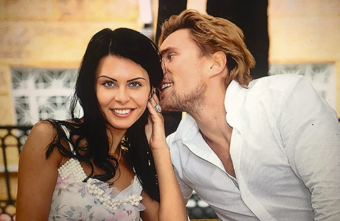 Денис и Анна расстались в 2012 году