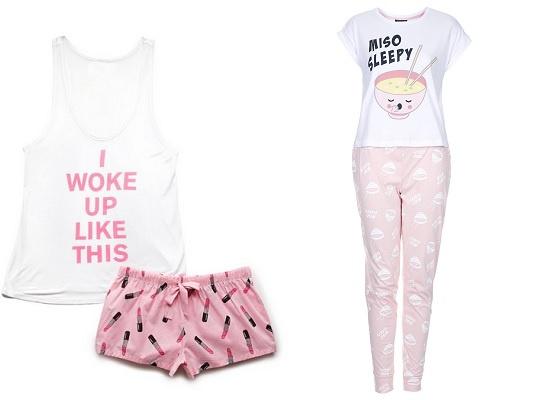 Пижамы Forever 21, Top Shop