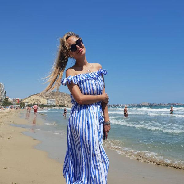 Анна всегда хотела, чтобы ее сын чаще бывал на море