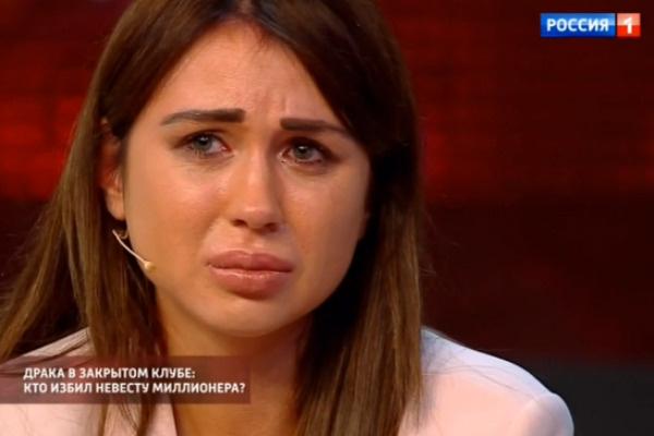 Анна сквозь слезы рассказывала о своей истории