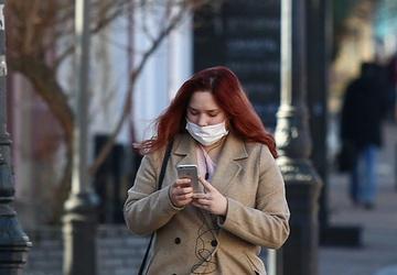 В России ограничили продажу масок и перчаток