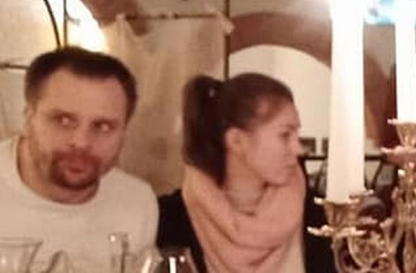 Александр Носик часто проводит время с новой избранницей