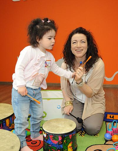 Алена Хмельницкая с младшей дочерью Ксенией