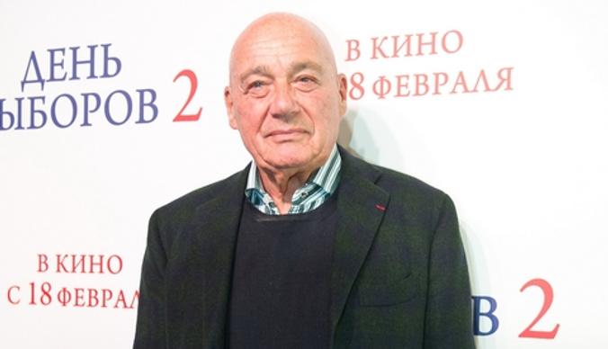 Владимир Познер: «Я дал дочери пощечину, потому что она плохо ела»