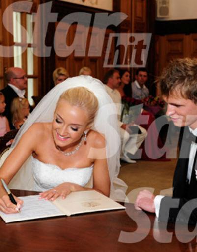 Влюбленные признавались, что на всю жизнь запомнят день их свадьбы