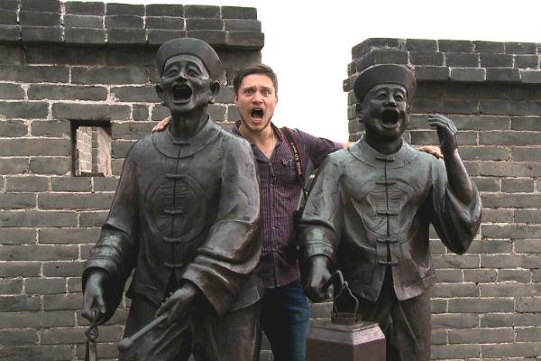 В Китае Евгений пытался найти эликсир бессмертия