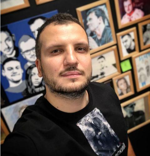 Дмитрий Позов