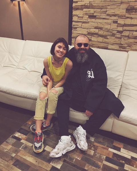 Кристина Кошелева признательна продюсеру