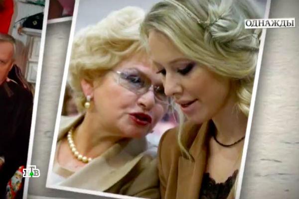 Ксения Собчак и ее мать Людмила Нарусова
