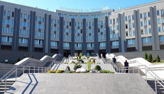 В больнице Санкт-Петербурга при пожаре погибли пациенты с коронавирусом, подключенные к ИВЛ