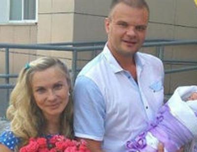 Анастасия Дашко впервые стала мамой