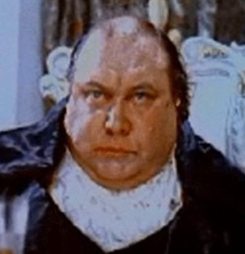Борис Христофоров в картине «Три толстяка»