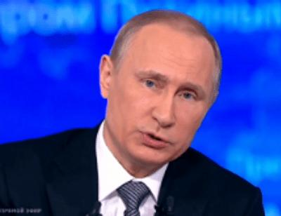 Владимир Путин прокомментировал личную жизнь