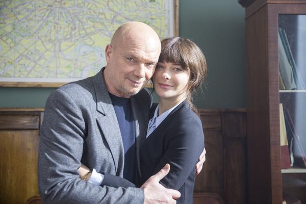 Андрей Смоляков и Марина Александрова