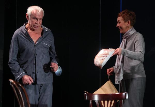 Сергей Гармаш со скандалом покидает театр «Современник»
