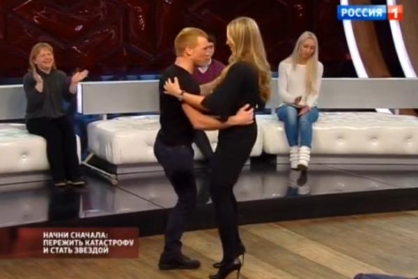 Смирнов продолжает танцевать, несмотря ни на что