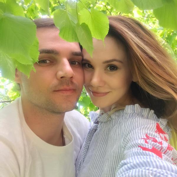 Артем Алексеев и Галина Безрук