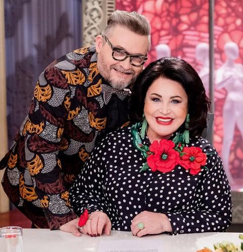 Александр Васильев и Надежда Бабкина