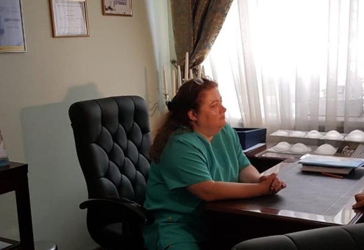Галина Декаспер уверена: эмоции — враги для доктора
