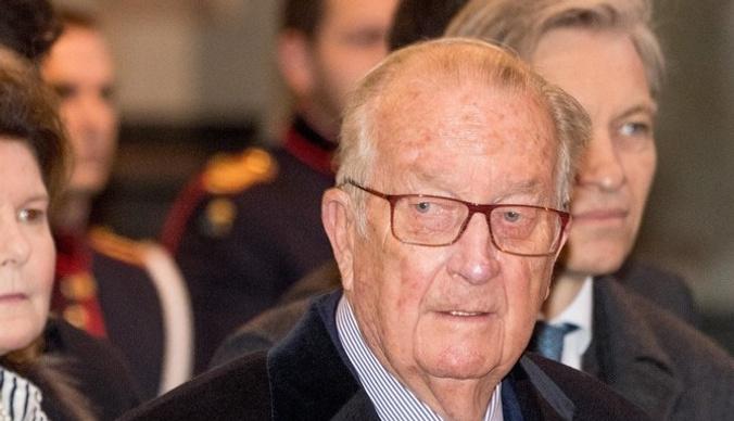 Бывший король Бельгии Альберт II сдал ДНК-тест
