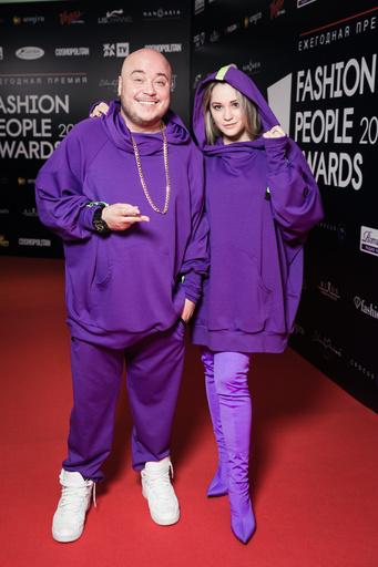 Доминик Джокер с супругой Катей Кокориной