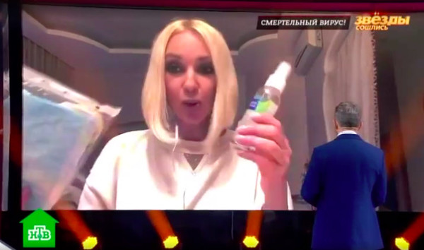 Кудрявцева не смогла выйти на работу и соблюдает все меры предосторожности