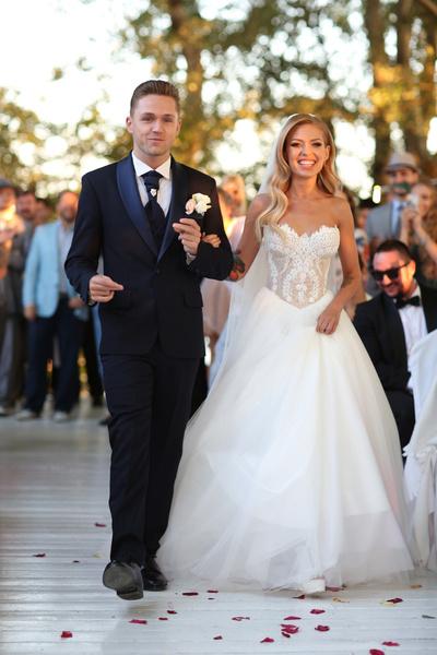 В 2015-м Рита Дакота и Влад Соколовский сыграли свадьбу