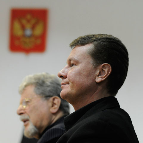 Суд назначил актеру условное наказание